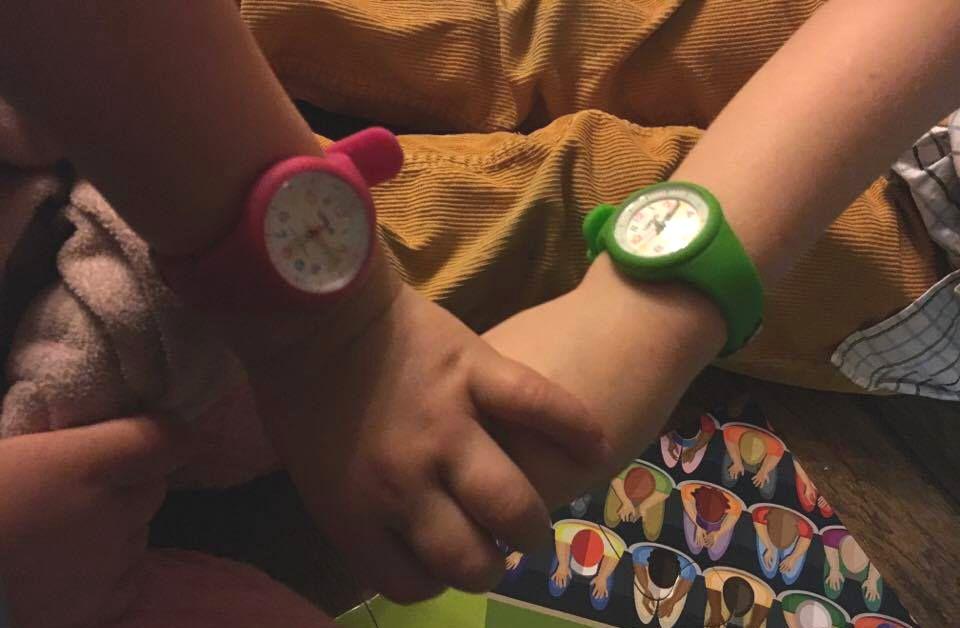 lorus, kinderhorloge, tijd
